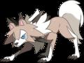 オオカミポケモン『ルガンガン』
