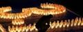 東日本大震災追悼のキャンドル」広島