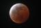 赤い満月.