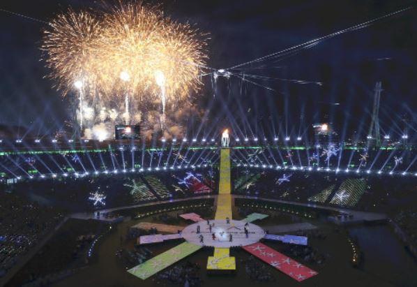 平昌パラリンピック閉会式