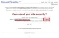 Webサイトの安全性を評価できるWebサービス23