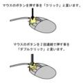 PCマウスのチャタリングに対する対策方法