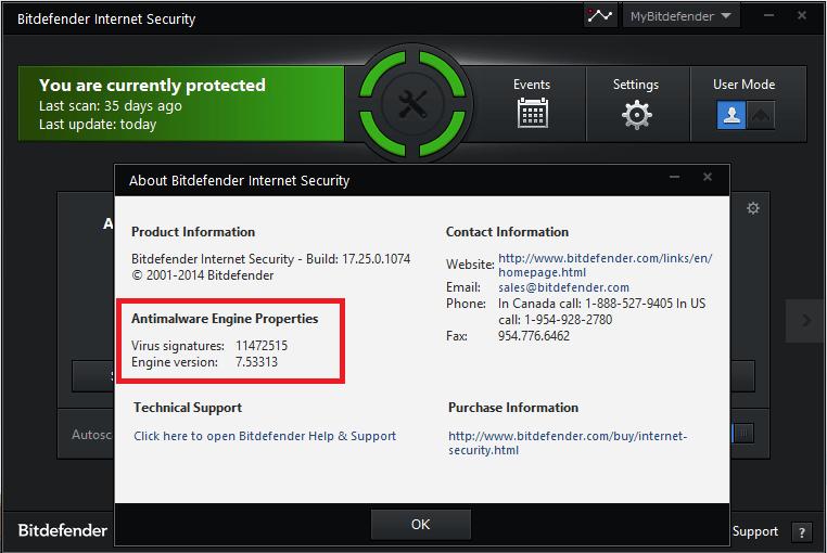 セカンドオピニオン用のセキュリティソフトの検出率テスト1
