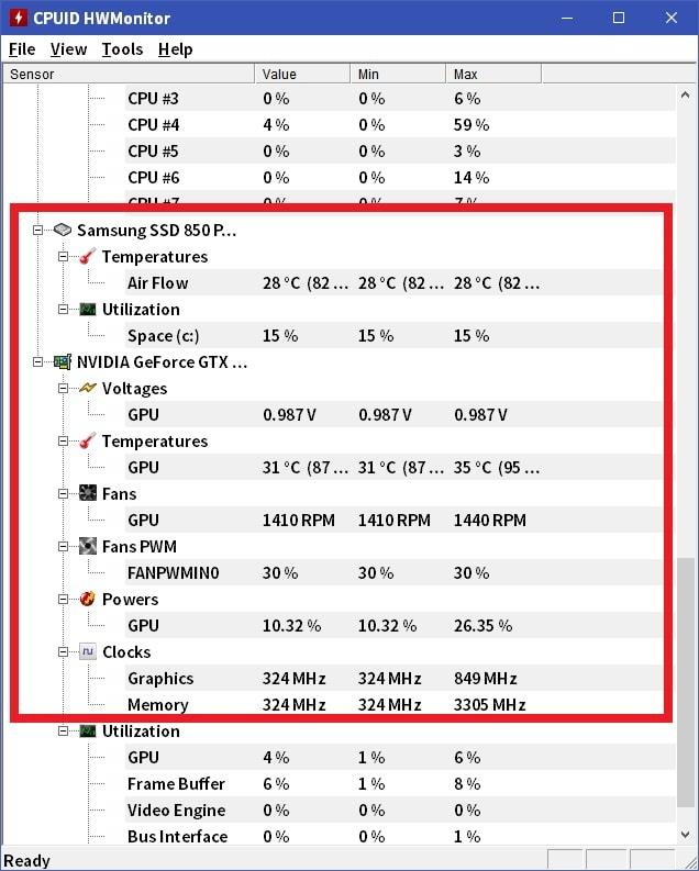 自作パソコンのケースファン交換11