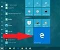 「Windows 10」のスタートメニューの設定及びカスタマイズについて24