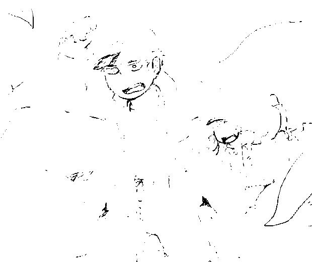 荒海のエンバク