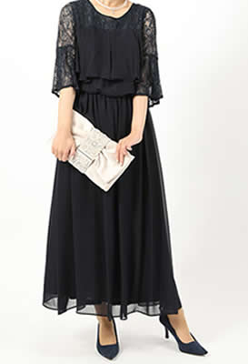アフタヌーンドレス