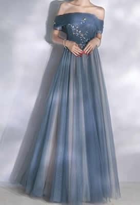 イブニングドレス