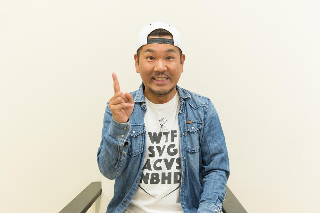 藤本敏史さん選考写真