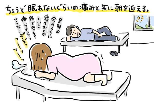 3cm 子宮口