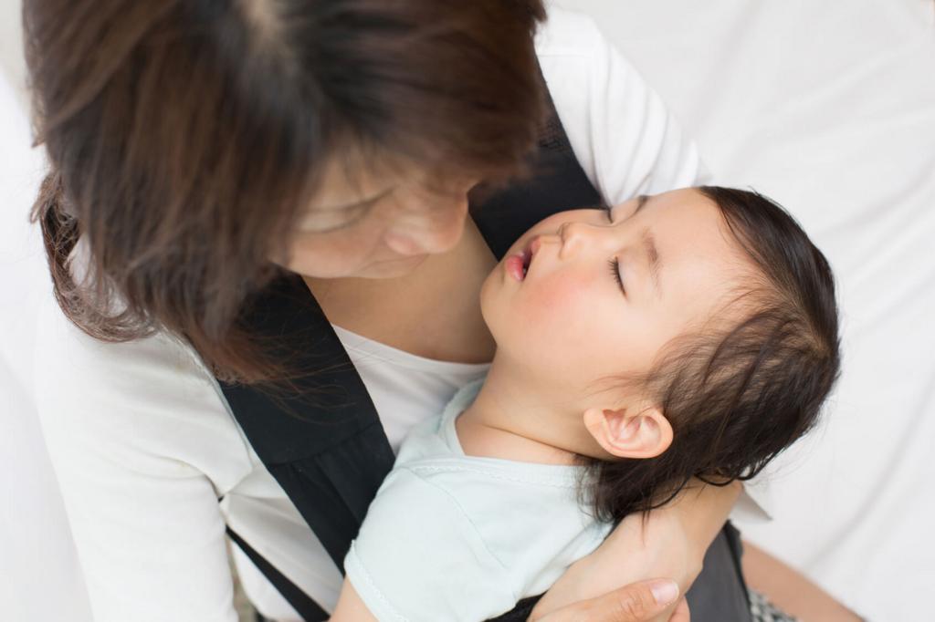 深夜、熱が急激に上がり体ガタガタ、足バタバタ。これは予防接種の副反応!?