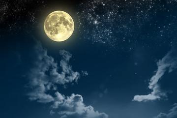 満月と出産の不思議な関係。月の満ち欠けを意識して生活するようになりました