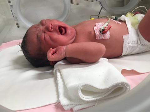 妊娠・出産・育児の情報サイト  まさかの自宅出産…!!