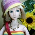 真夏の女神①