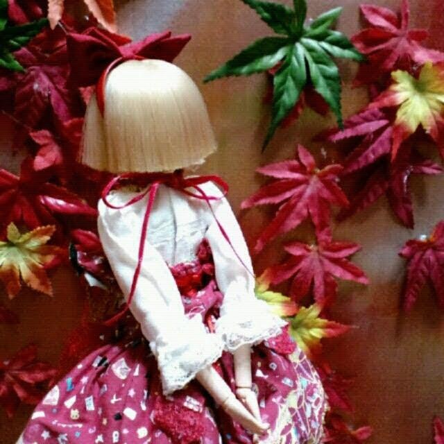 秋の女神⑦