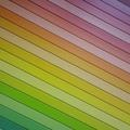 地下街の虹