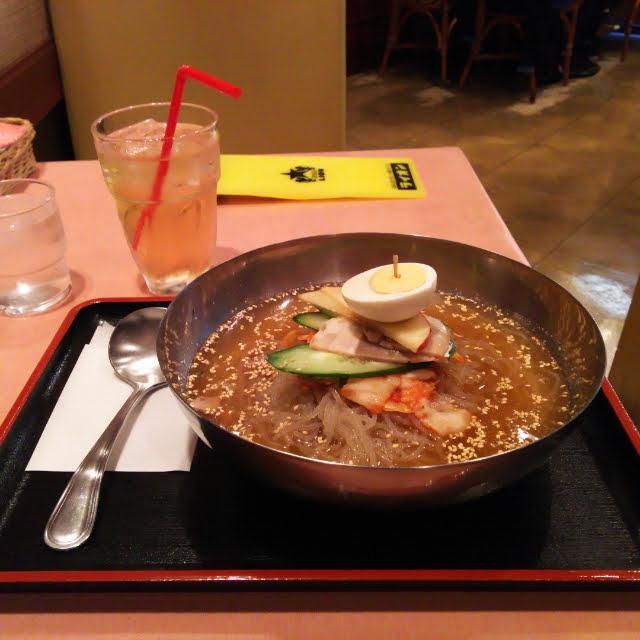 サジャガーデンの冷麺