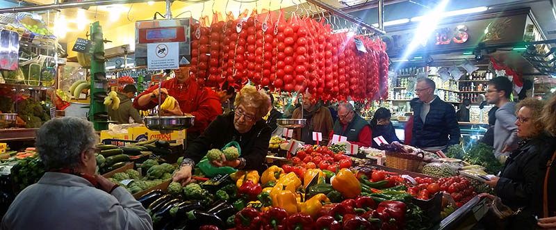 mercado santa caterina