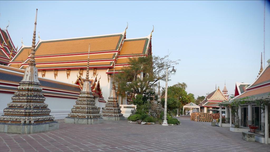 ワットポー寺院 2021