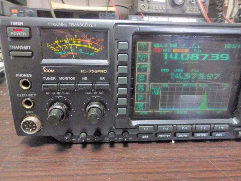 アイコムIC-756PRO