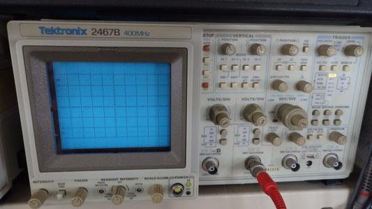 テクトロにクス 400MHzオシロスコープ 2467B