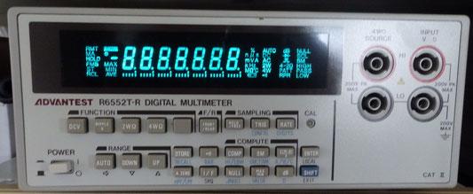 アドバンテストR6552T-R