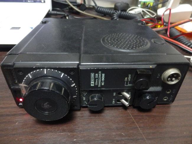アイコムのIC-502