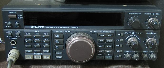 ケンウッドTS-690