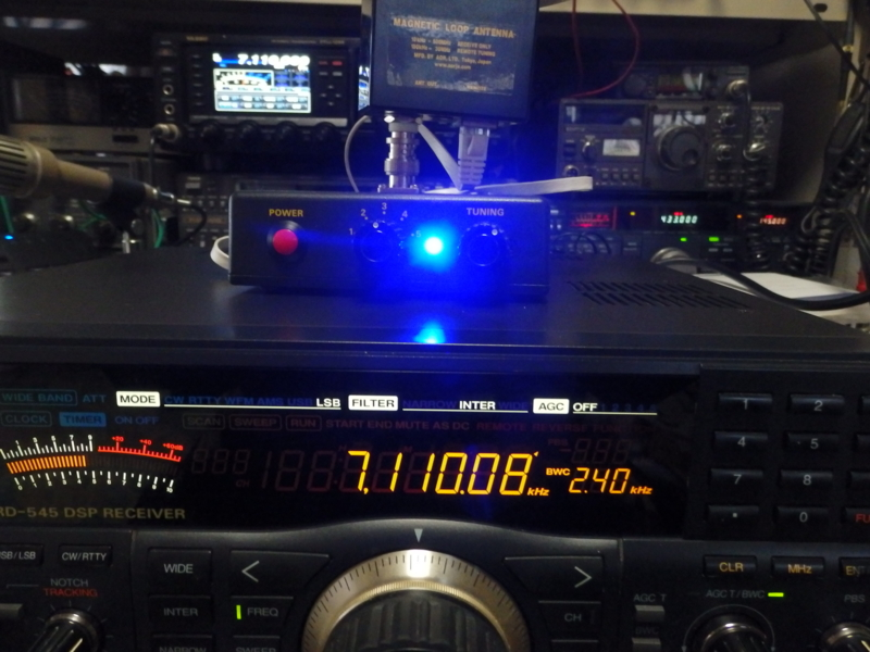 FTDX-1200と比較