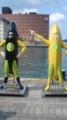 3連休で観光。バナナ叩き売り発祥の地へ。シュールすぎ…