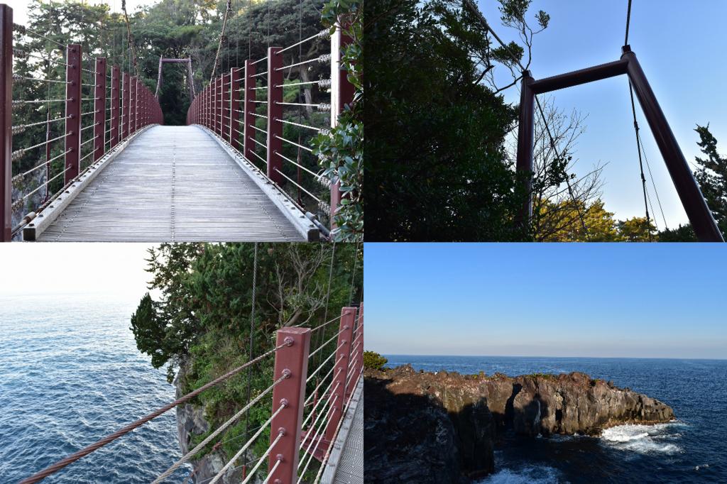 伊豆ジオパークに指定されている散策コース