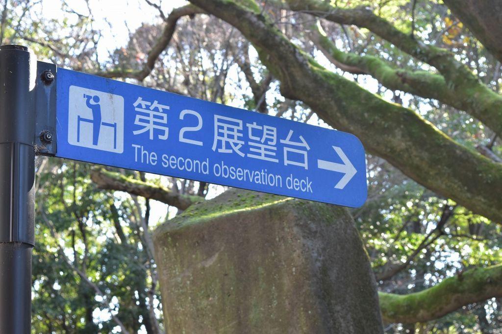 柿田川公園の第2展望台