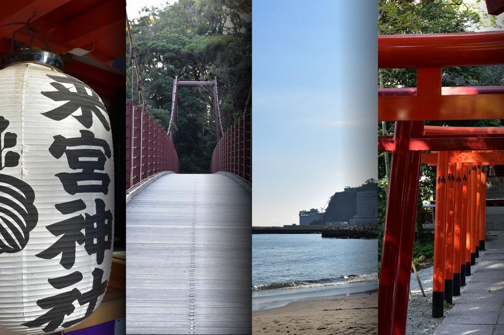 静岡の観光名所の写真まとめ