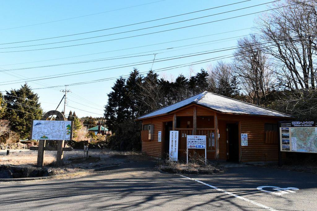 十里木高原展望台の施設