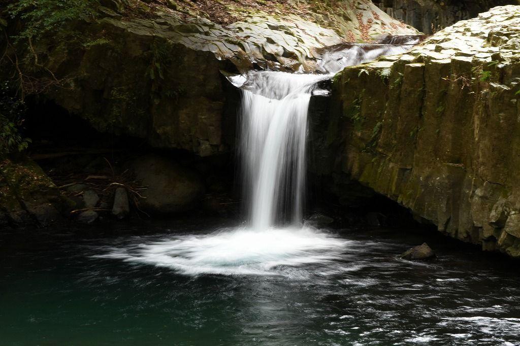 河津七滝の蛇滝