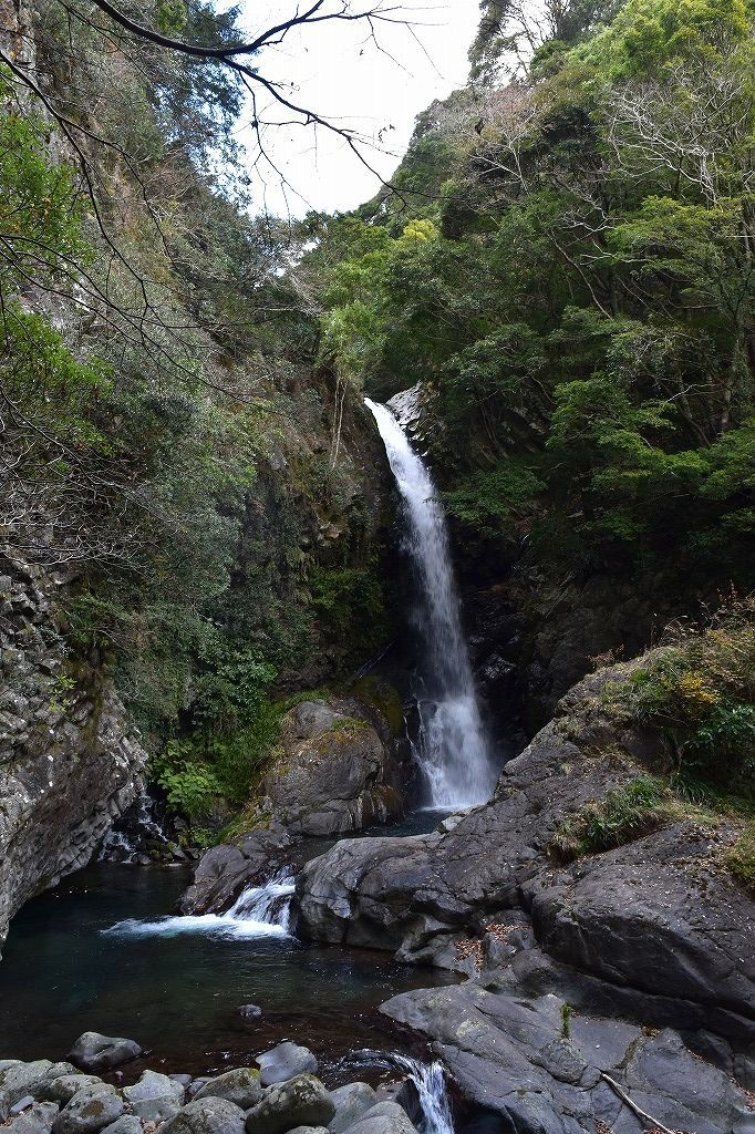 河津七滝の釜滝
