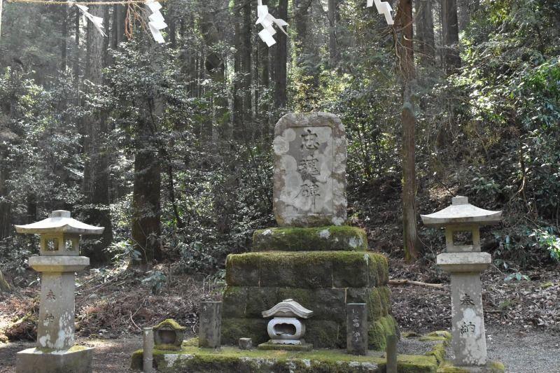 境内の忠魂碑