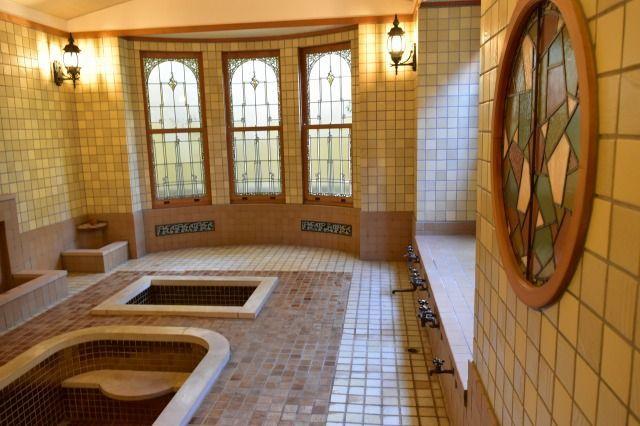 ローマ式浴室