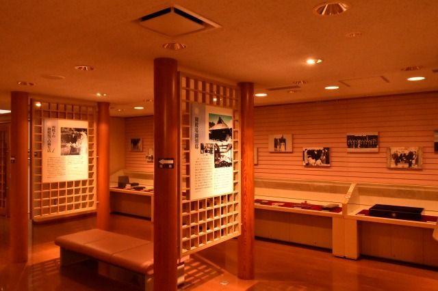 秩父宮記念公園の記念館