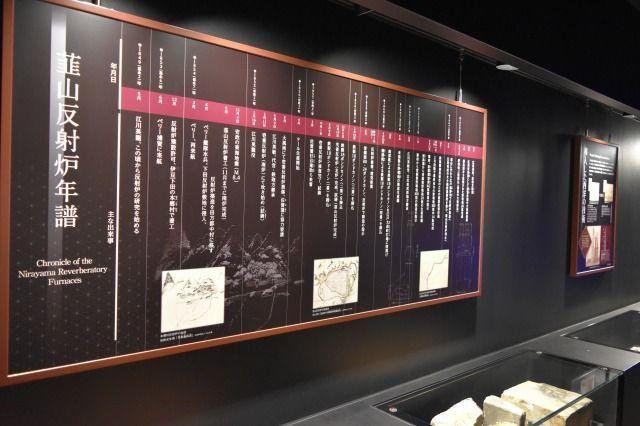 韮山反射炉の歴史