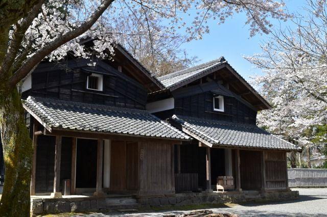 江川邸の蔵