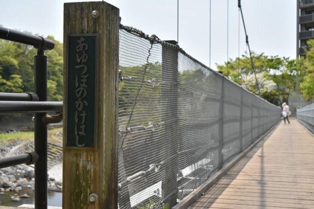鮎壷のかけ橋