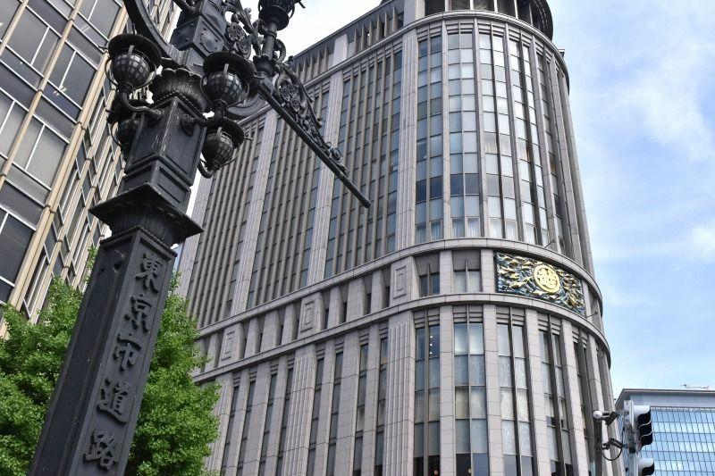日本橋三越本店の外観