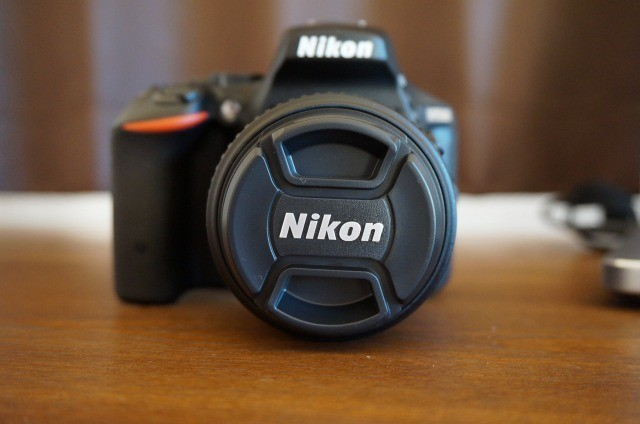 ニコン一眼レフカメラD5500