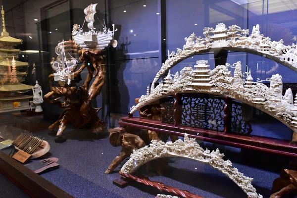 中国象牙彫刻