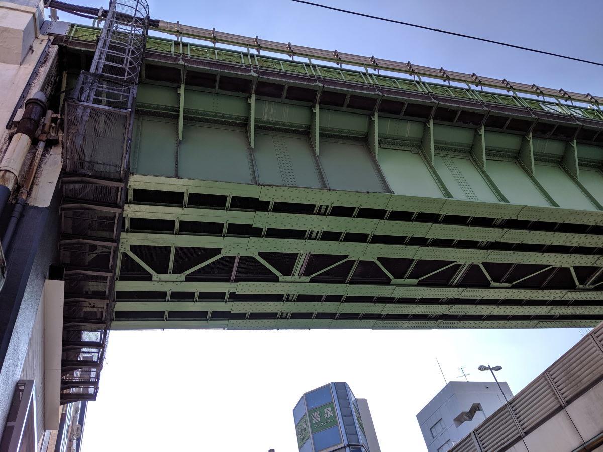 昭和橋架道橋