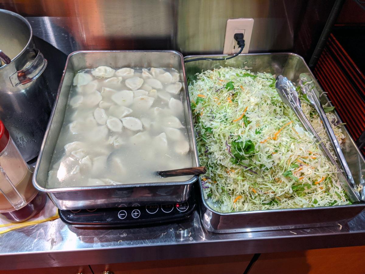 「陳家私菜」のセフルサービス