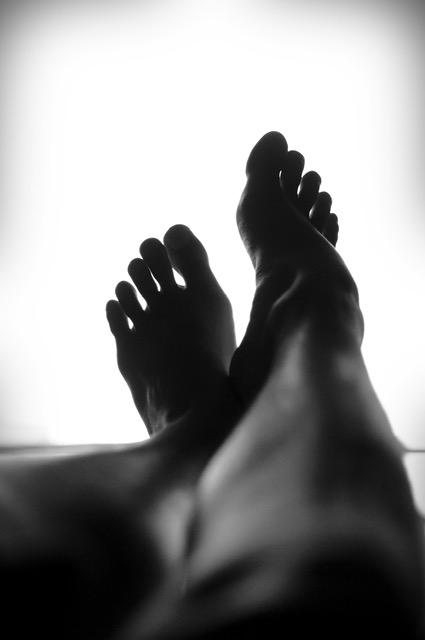 足の臭い 気になる