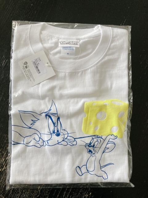Tシャツ トムジェリ