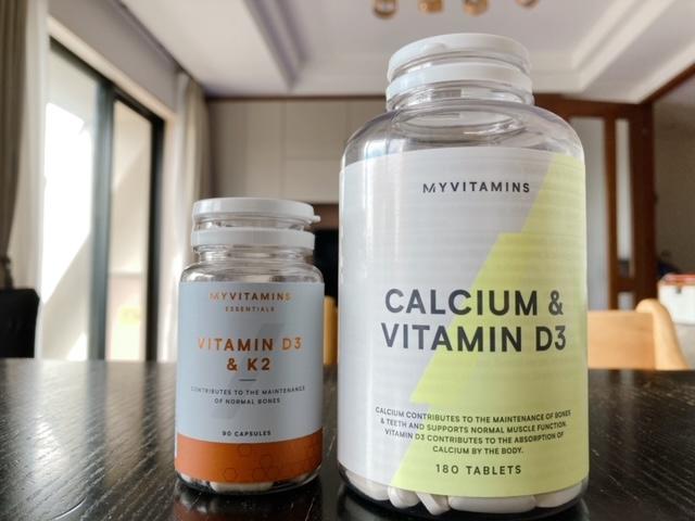 マイプロテイン カルシウム